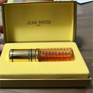 ジャンパトゥ(JEAN PATOU)のJEAN PATOU 7.5ml 香水(香水(男性用))
