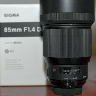 シグマ(SIGMA)のSIGMA 85㎜    F1.4  art(レンズ(単焦点))