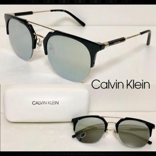 カルバンクライン(Calvin Klein)のCK CALVIN KLEIN カルバンクライン CK1236SA 001(サングラス/メガネ)