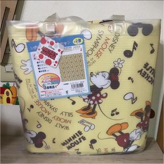 ディズニー(Disney)の⑤ミニーちゃん レジャークッションマット 約2畳サイズ(4〜5人用) 新品未使用(その他)