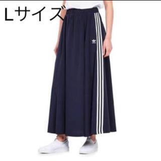 アディダス(adidas)のadidasロングスカート(ロングスカート)