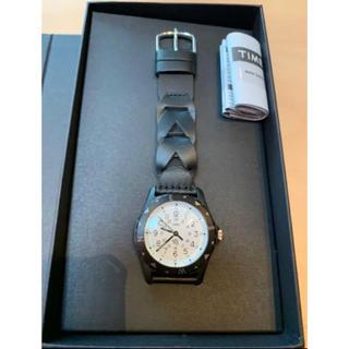 ロンハーマン(Ron Herman)の最安値 ロンハーマン別注 タイメックス BLACK(腕時計(アナログ))