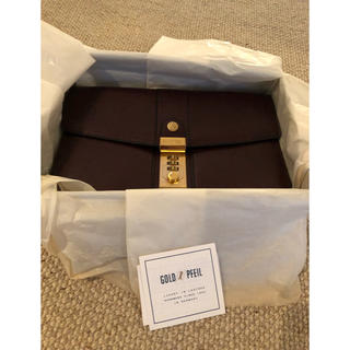 ゴールドファイル(GOLD PFEIL)のGOLD PFEIL クラッチバッグ 新品未使用  ゴールドファイル(セカンドバッグ/クラッチバッグ)