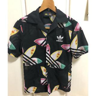 アディダス(adidas)のadidas コラボアロハシャツ XS(シャツ)