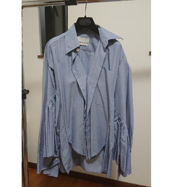 H.P.FRANCE(アッシュペーフランス)のfuture classics DRESS シャツ h.p.france レディースのトップス(シャツ/ブラウス(長袖/七分))の商品写真