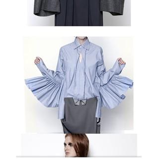 アッシュペーフランス(H.P.FRANCE)のfuture classics DRESS シャツ h.p.france(シャツ/ブラウス(長袖/七分))