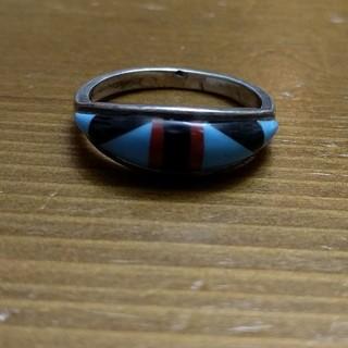 インディアン(Indian)のシルバーリング d(リング(指輪))