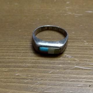 インディアン(Indian)のシルバーリング e(リング(指輪))