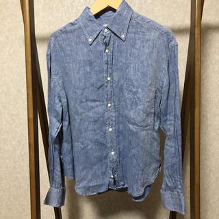 ギローバー(GUY ROVER)のGUY ROVER リネンシャツ(シャツ)