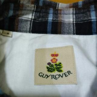 ギローバー(GUY ROVER)のギローバー チェックシャツ 中綿入り(シャツ)