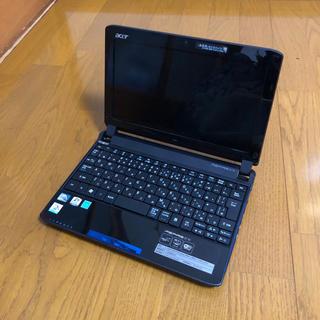 エイサー(Acer)のコンパクトノートPC acer aspire one 532h(ノートPC)