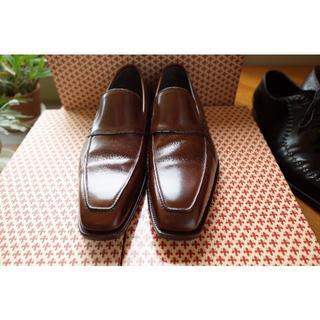 シルバノランタンジ(SILVANO LATTANZI)のシルバノラッタンジ silvano lattanzi アローズ ブーツ(スリッポン/モカシン)