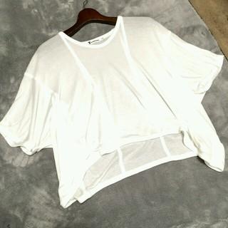 アレキサンダーワン(Alexander Wang)のアレキサンダーワン Tシャツ (Tシャツ(半袖/袖なし))