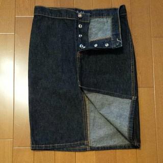 アールジーン(Earl Jean)のEarl Jean  アールジーン  デニムスカート(ひざ丈スカート)