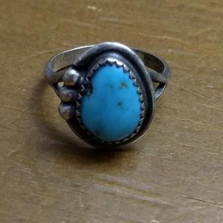 インディアン(Indian)のシルバーリング h(リング(指輪))