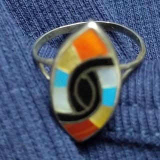 インディアン(Indian)のシルバーリング i(リング(指輪))