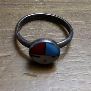 インディアン(Indian)のシルバーリング j(リング(指輪))