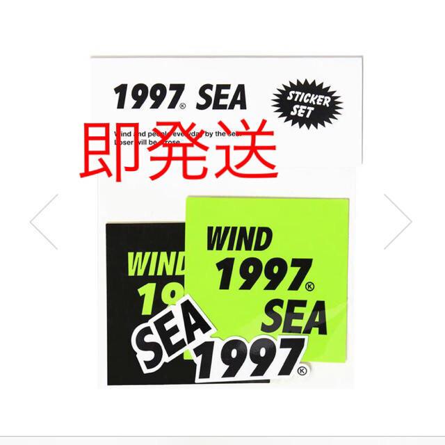Ron Herman - ウィンダンシー wind and sea  ステッカーの通販 by たふぃ|ロンハーマンならラクマ