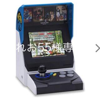 ネオジオ(NEOGEO)の激安 SNK NEOGEO mini International(家庭用ゲーム本体)
