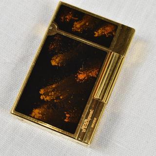 エステーデュポン(S.T. Dupont)のデュポン ギャッツビー ゴールド 漆(タバコグッズ)