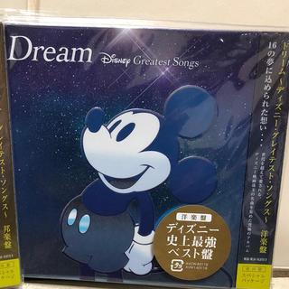 ディズニー(Disney)のドリーム ~ディズニー・グレイテスト・ソングス~ 洋楽盤(映画音楽)