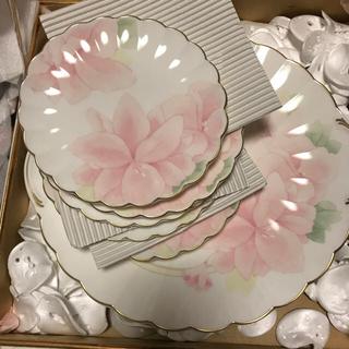 ニッコー(NIKKO)の新品未使用    ニッコーケーキ皿セット  金彩(食器)