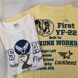 バズリクソンズ(Buzz Rickson's)のバズリクソンズ、スカンクワークスTシャツ2枚組(Tシャツ/カットソー(半袖/袖なし))