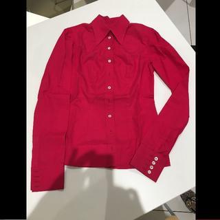 アレキサンダーマックイーン(Alexander McQueen)のアレクサンダーマックイーン イタリア製シャツ(シャツ)