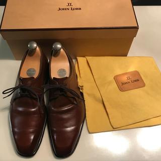 ジョンロブ(JOHN LOBB)の【早い者勝ち♪】ジョンロブ グッド ウッド 6 ハーフ E(ドレス/ビジネス)