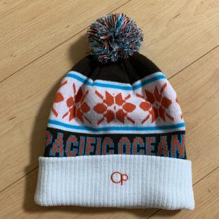 オーシャンパシフィック(OCEAN PACIFIC)のOp ニットキャップ(キャップ)