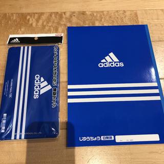 アディダス(adidas)のアディダス 色鉛筆とノート(その他)