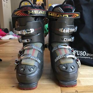 ヘッド(HEAD)のHEAD スキーブーツ 27.0〜27.5cm(ブーツ)