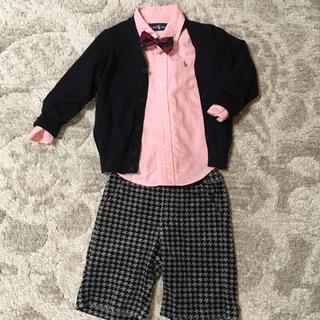 ポロラルフローレン(POLO RALPH LAUREN)の男の子 フォーマルコーデ 90〜100(ドレス/フォーマル)