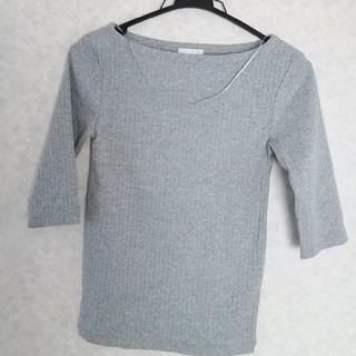 ジーユー(GU)の◇五部袖シャツ(GU)◇(Tシャツ(長袖/七分))