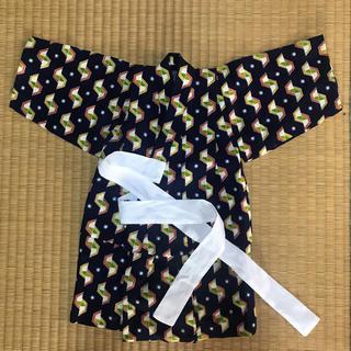 子ども用 着物 和服 二枚セット(和服/着物)