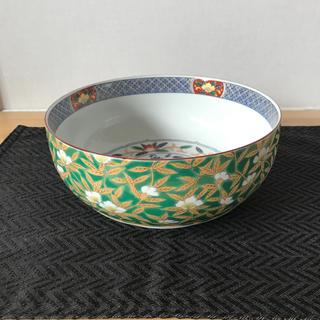 クタニセイヨウ(九谷青窯)の九谷焼 美泉 深鉢(陶芸)
