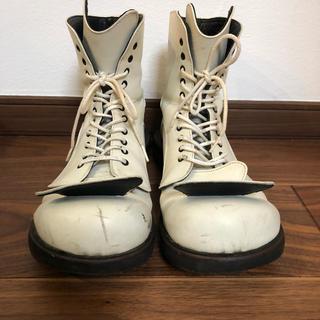 トーキョーボッパー(TOKYO BOPPER)の値下げしました!ベリーボタン  ブーツ 23.5 TOKYOBOPPER(ローファー/革靴)