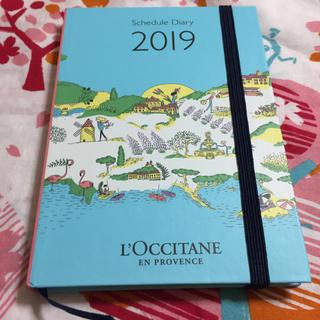 ロクシタン(L'OCCITANE)のロクシタン 手帳2019 🌼送料込み🌼(手帳)