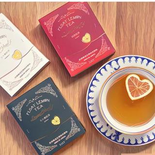 ルピシア(LUPICIA)のレモンティー 紅茶 ハートの フロートレモンティー(茶)