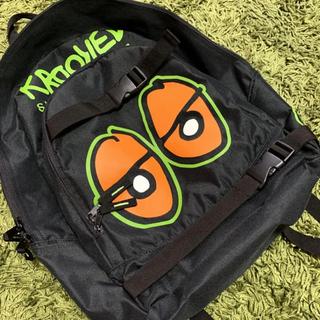 クルキッド(KROOKED)のKrooked クルキッド リュック メンズ レディース スケボ(バッグパック/リュック)