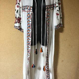 ザラ(ZARA)の刺繍羽織(その他)