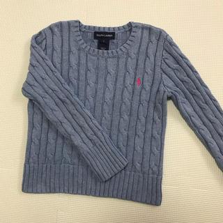 ラルフローレン(Ralph Lauren)のRALPH LAUREN ラルフローレン セーター 5 110(ニット)