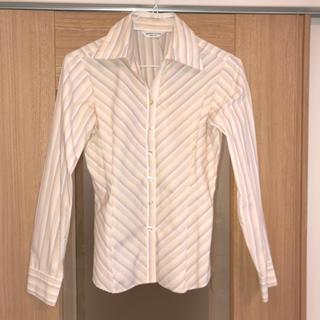 シャツ(shirts)のシャツプラザ レディース長袖開襟シャツ(シャツ)