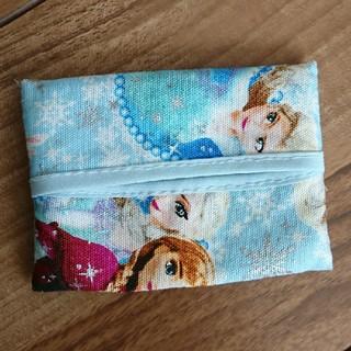 ディズニー(Disney)のアナ雪 ポケットティッシュケース(その他)