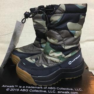 エアウォーク(AIRWALK)の【新品未使用】AIRWALK スノーブーツ 16cm(ブーツ)