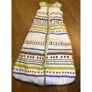 イケア(IKEA)のIKEA ベビー 防寒 カバー ベスト 寝袋(ベビー布団)