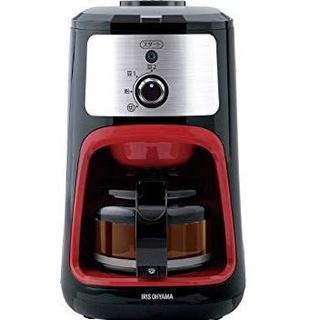 アイリスオーヤマ(アイリスオーヤマ)のアイリスオーヤマ 全自動 コーヒーメーカー 「IAC-A600」(その他 )