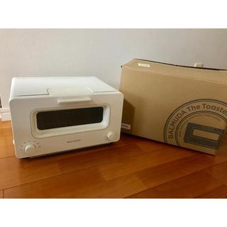 バルミューダ(BALMUDA)のバルミューダ  トースター 無償新品交換対象(調理道具/製菓道具)
