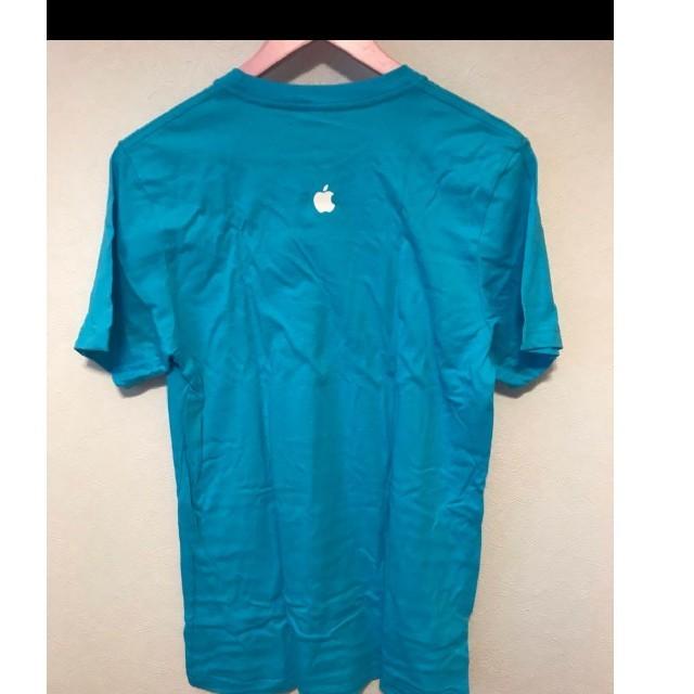 Apple(アップル)の新品未使用 非売品 AppleTシャツ エンタメ/ホビーのコレクション(ノベルティグッズ)の商品写真