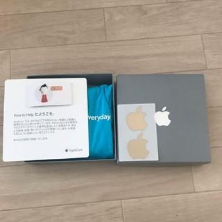 アップル(Apple)の新品未使用 非売品 AppleTシャツ(ノベルティグッズ)